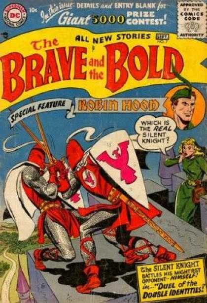 Brave and the Bold 7 - George Perez, Tom Smith