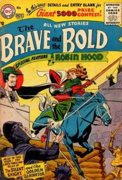 Brave and the Bold 8 - George Perez, Tom Smith