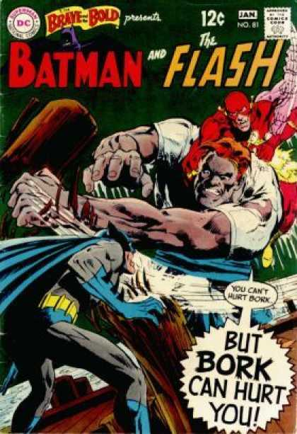 Brave and the Bold 81 - Neal Adams