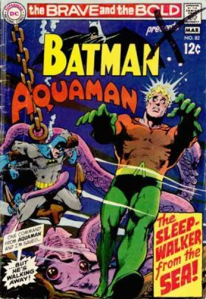 Brave and the Bold 82 - Neal Adams