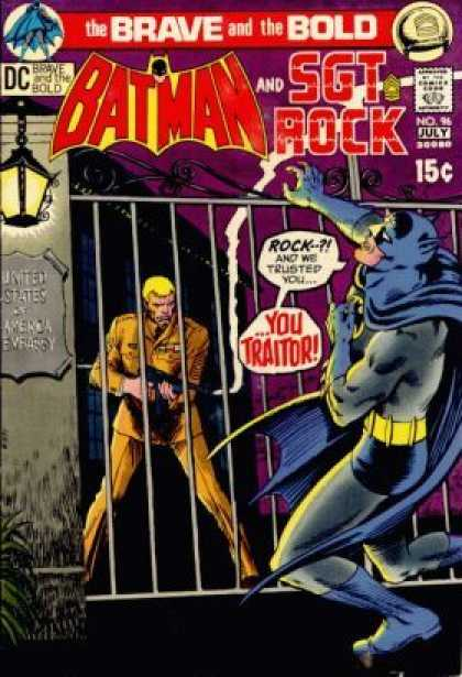 Brave and the Bold 96 - Nick Cardy