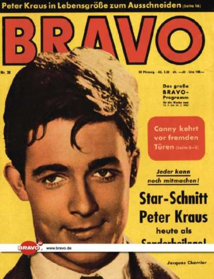 Bravo - 28/59, 07.07.1959 - Jacques Charrier