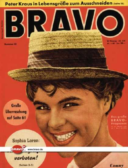 Bravo - 30/59, 21.07.1959 - Conny Froboess