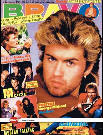 George Michael Young Wham