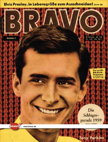 Bravo - 02/60, 05.01.1960 - Anthony Perkins