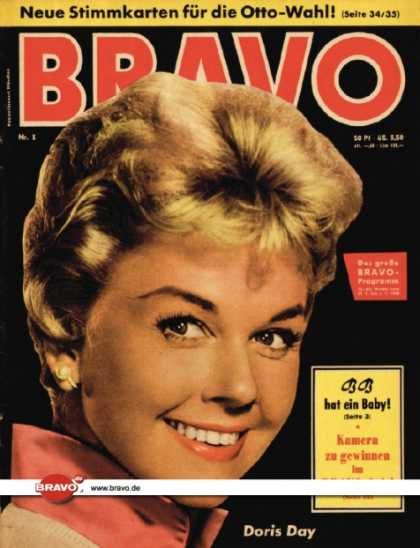 Bravo - 05/60, 26.01.1960 - Doris Day