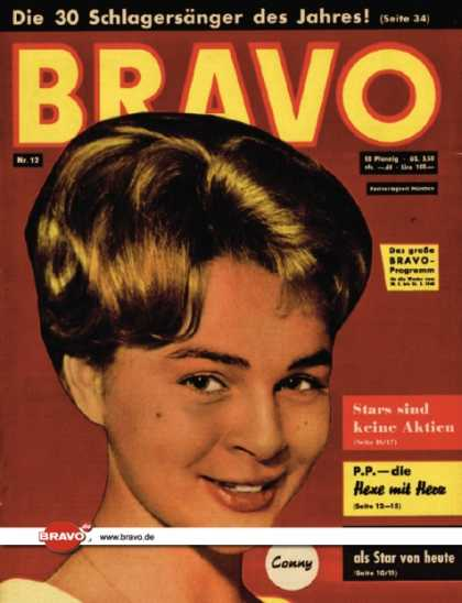 Bravo - 12/60, 15.03.1960 - Conny Froboess