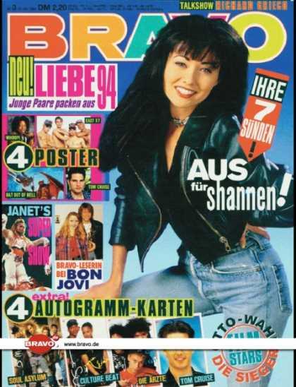 Germanys Teen Magazine Bravo 102