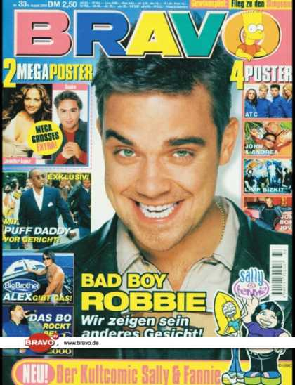 Robbie Williams 1999
