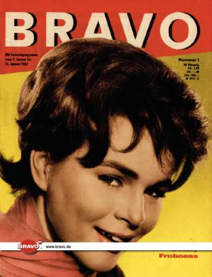 Bravo - 01/62, 02.01.1962 - Conny Froboess