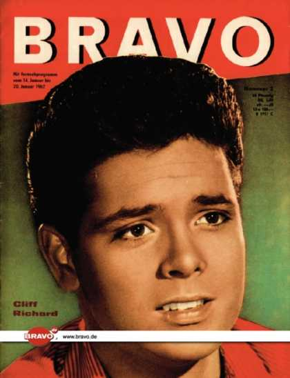 Bravo - 02/62, 09.01.1962 - Cliff Richard