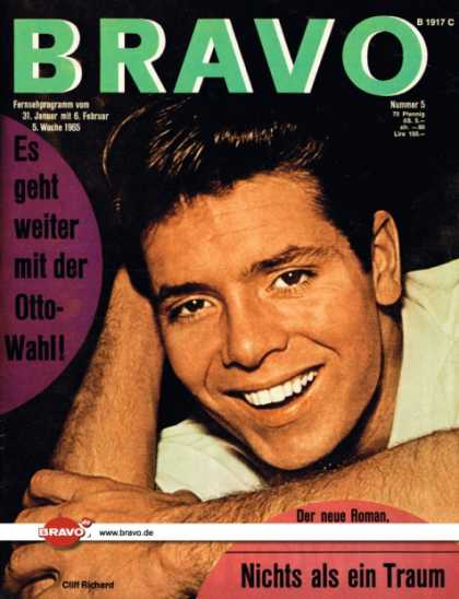 Bravo - 05/65, 26.01.1965 - Cliff Richard