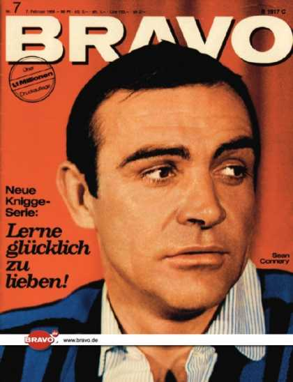 Bravo - 07/66, 07.02.1966 - Sean Connery
