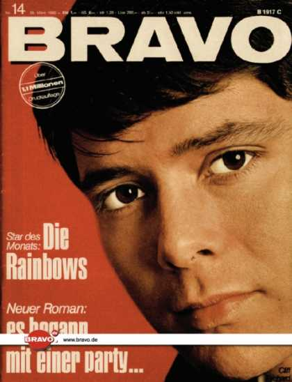 Bravo - 14/66, 28.03.1966 - Cliff Richard