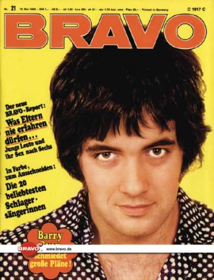 Bravo - 21/69, 19.05.1969 - Barry Ryan