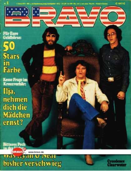 Bravo - 01/72, 01.01.1972 - Creedence Clearwater Revival
