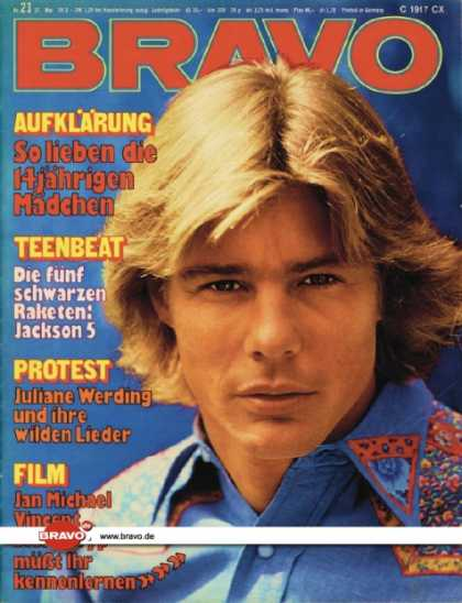 Bravo - 21/73, 17.05.1973 - Jan-Michael Vincent