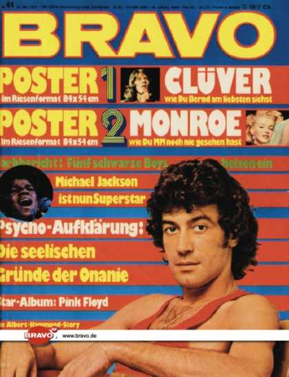 Bravo - 44/73, 25.10.1973 - Albert Hammond