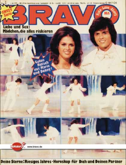Bravo - 01/76, 01.01.1976 - Osmonds
