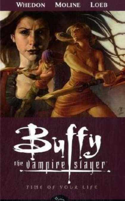 Buffy the Vampire Slayer Books - Time of Your Life (Buffy the Vampire Slayer, Season 8, Vol. 4)