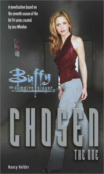 Buffy the Vampire Slayer Books - Buffy the Vampire Slayer: Chosen