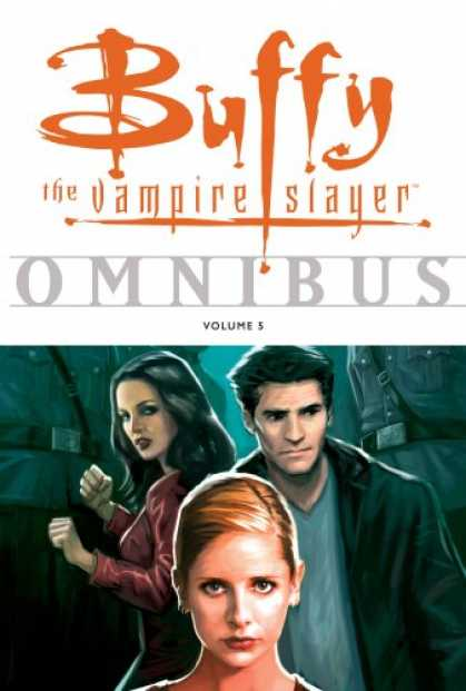 Buffy the Vampire Slayer Books - Buffy The Vampire Slayer Omnibus Volume 5