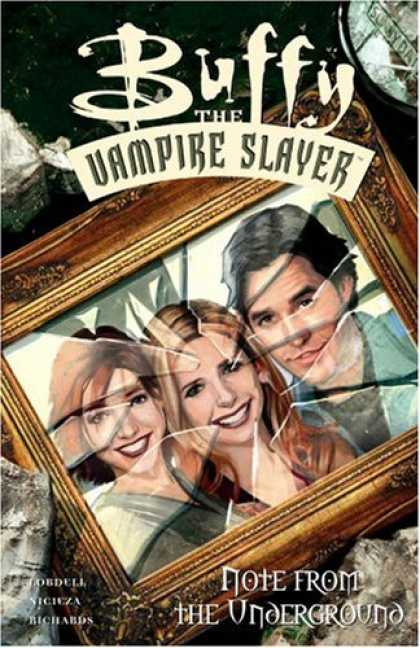 Buffy the Vampire Slayer Books - Buffy the Vampire Slayer: Note from the Underground