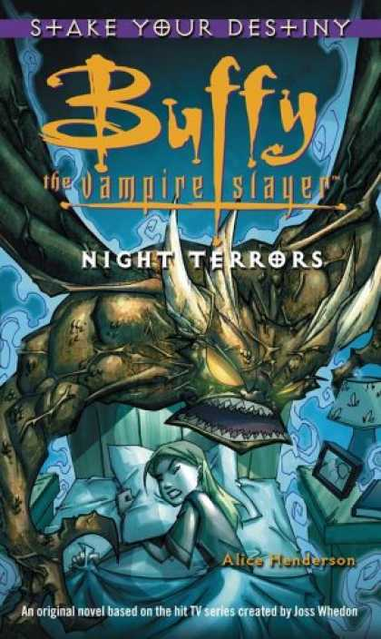 Buffy the Vampire Slayer Books - Night Terrors (Buffy the Vampire Slayer)