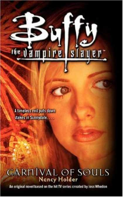 Buffy the Vampire Slayer Books - Carnival of Souls (Buffy the Vampire Slayer)