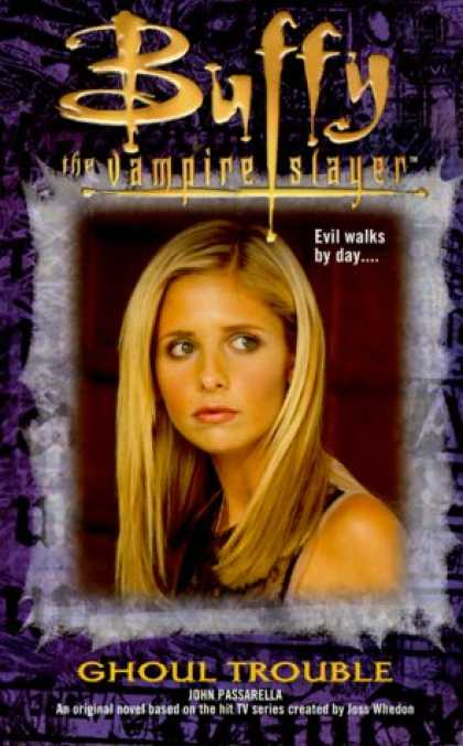 Buffy the Vampire Slayer Books - Ghoul Trouble (Buffy the Vampire Slayer)