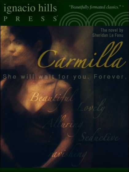 Buffy the Vampire Slayer Books - Carmilla (The Gothic Vampire Classic!)