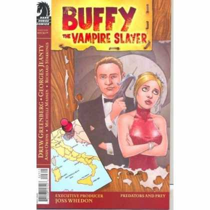 Buffy the Vampire Slayer Books - Buffy the Vampire Slayer #24 Jeanty Cover