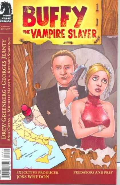 Buffy the Vampire Slayer Books - Buffy the Vampire Slayer #23 Jeanty Cover