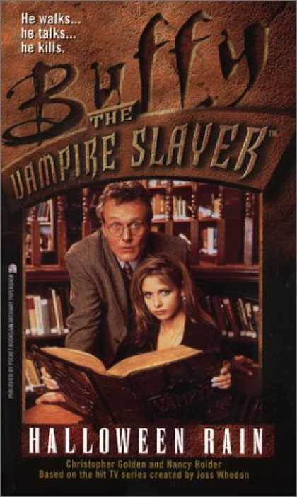 Buffy the Vampire Slayer Books - Halloween Rain (Buffy the Vampire Slayer)