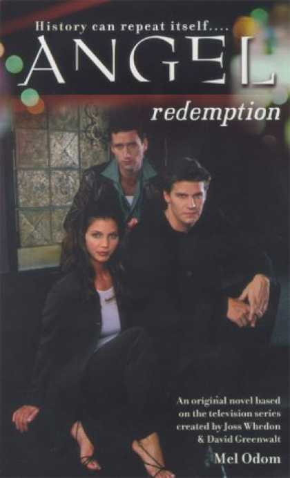 Buffy the Vampire Slayer Books - Redemption (Angel)