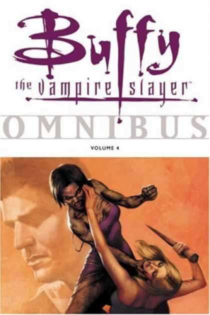 Buffy the Vampire Slayer Books - Buffy the Vampire Slayer Omnibus, Volume 4 (v. 4)
