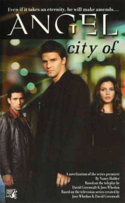 Buffy the Vampire Slayer Books - Angel: City of (Angel)