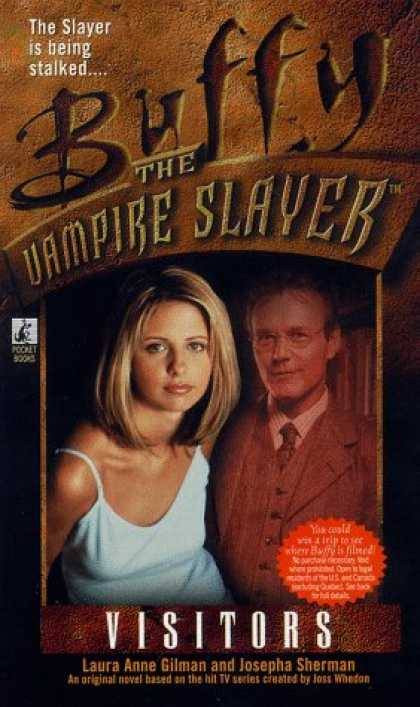 Buffy the Vampire Slayer Books - Visitors (Buffy the Vampire Slayer)