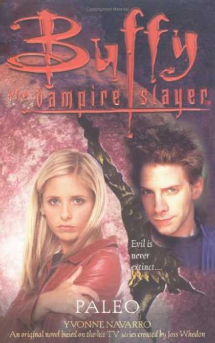 Buffy the Vampire Slayer Books - Paleo (Buffy the Vampire Slayer)