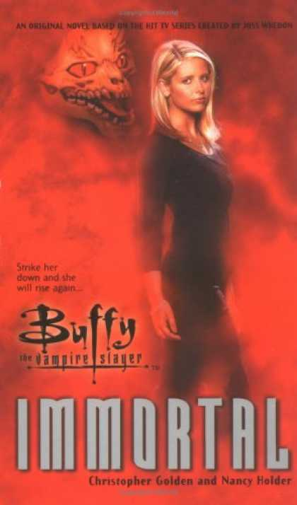 Buffy the Vampire Slayer Books - Immortal (Buffy the Vampire Slayer)