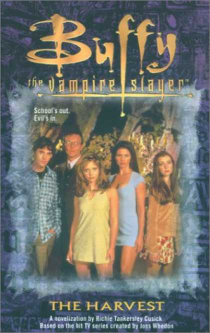 Buffy the Vampire Slayer Books - The Harvest (Buffy the Vampire Slayer)