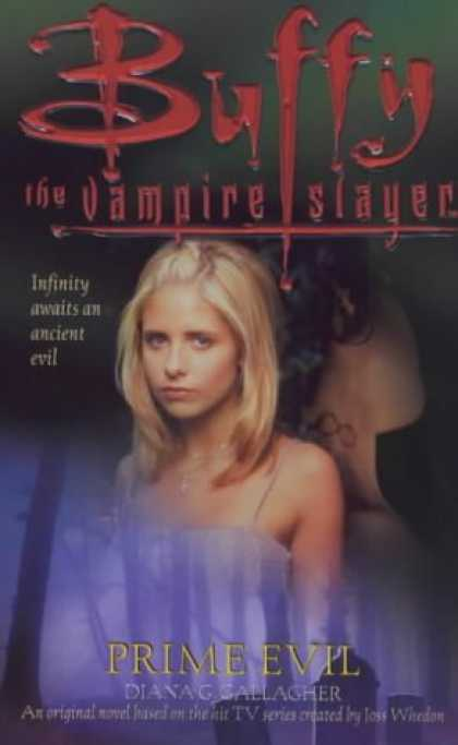 Buffy the Vampire Slayer Books - Prime Evil (Buffy the Vampire Slayer)