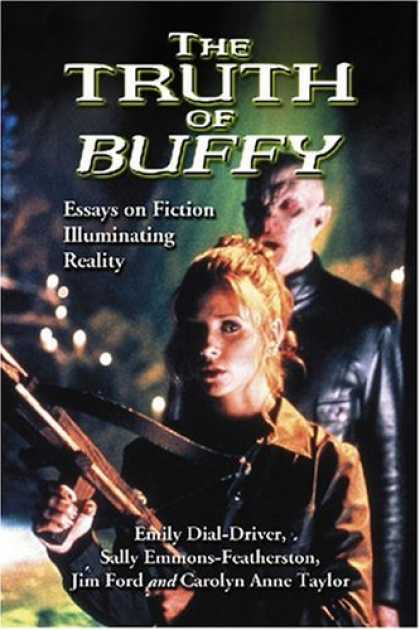 buffy the vampire slayer essays Buffy the vampire slayer is still a valuable and profitable franchise today conventions, colleges, essay books, comics and more all keep this material in the public consciousness cult or otherwise, there's still plenty.