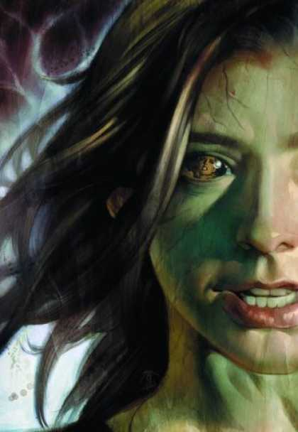 Buffy the Vampire Slayer Books - Buffy the Vampire Slayer #19 (Jo Chen Cover)