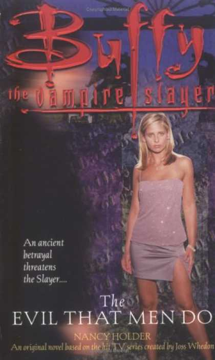 Buffy the Vampire Slayer Books - The Evil That Men Do (Buffy the Vampire Slayer)