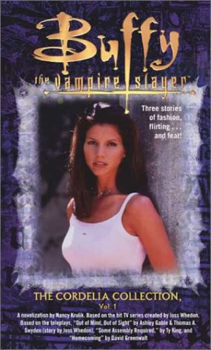 Buffy the Vampire Slayer Books - The Cordelia Collection, Volume 1 (Buffy the Vampire Slayer)