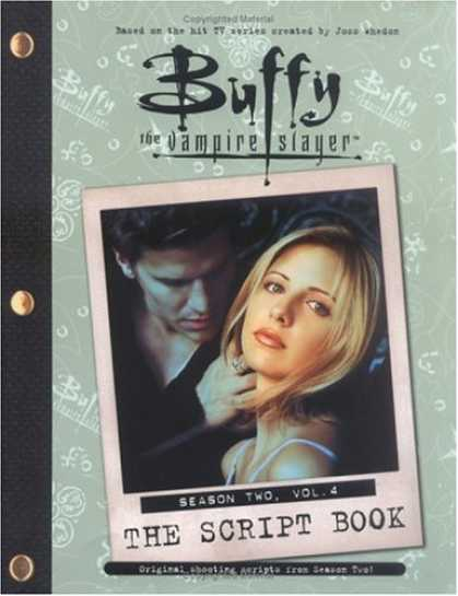 Buffy the Vampire Slayer Books - Buffy the Vampire Slayer: The Script Book, Season Two, Volume 4