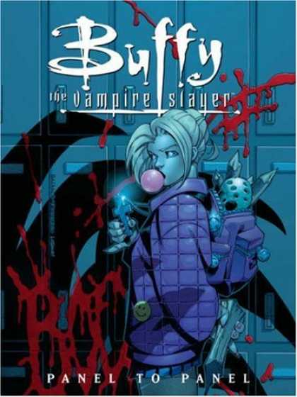 Buffy the Vampire Slayer Books - Buffy the Vampire Slayer: Panel to Panel (Buffy the Vampire Slayer (Dark Horse))