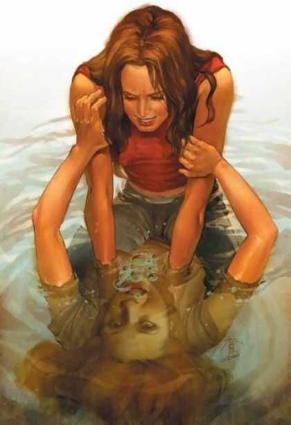 Buffy the Vampire Slayer Books - Buffy the Vampire Slayer Season 8 #8: No Future For You Part Three (Dark Horse C