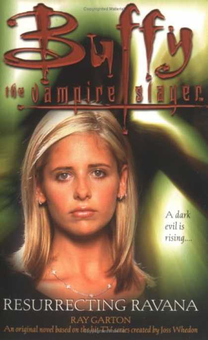 Buffy the Vampire Slayer Books - Resurrecting Ravana (Buffy the Vampire Slayer)